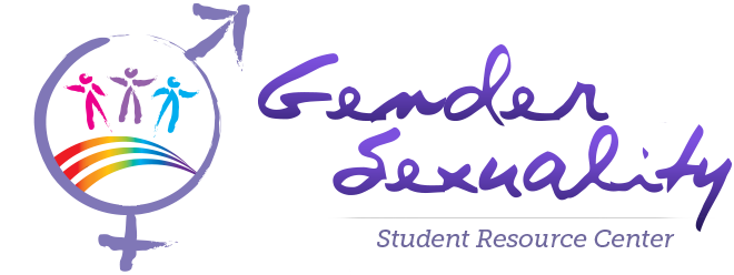 GENDER SEXUALITY RESOURCE CENTER Cover