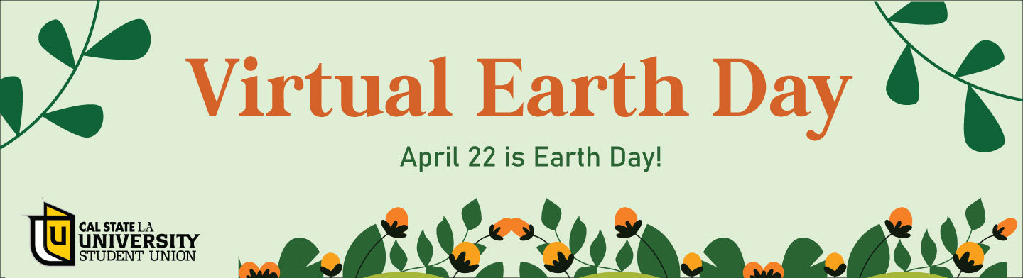 April 22 is earth day! Check out our link tree for CSI latest events
