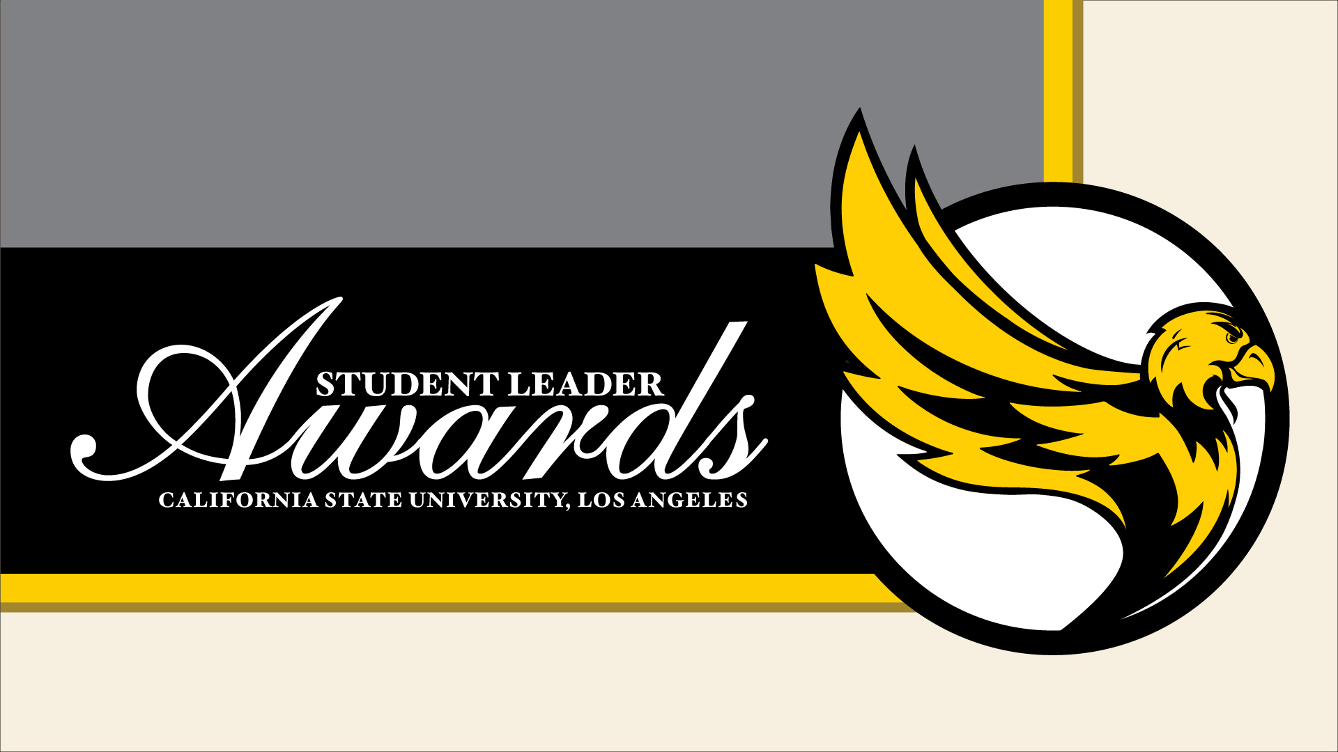 Student Leader Awards Cover